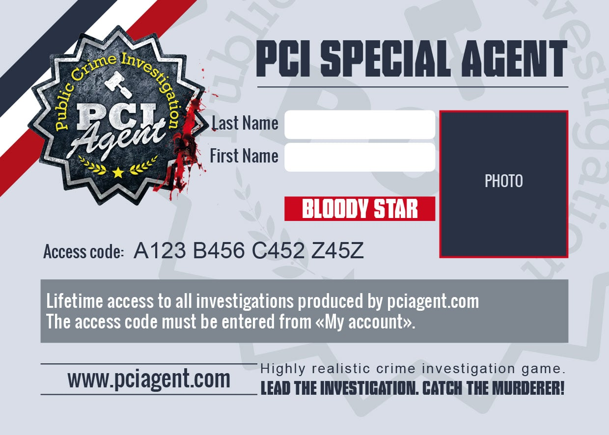 Gift cards - PCI Agent
